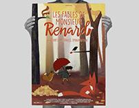 Les Fables de Mr Renard
