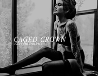 Caged crow