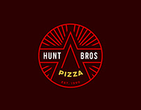Hunt Brothers Pizza Redesign