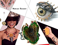 Apresentação internacional - Mariah Rovery Jewelry