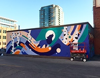 Beltline Association mural