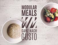 Modular Meals