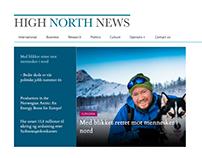High North News: Med blikket rettet mot nord