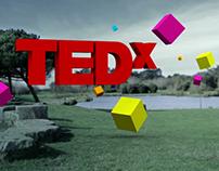 VFX TVC of TEDx Oporto