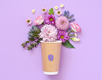 Spring Coffee | Stop motion animation