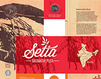 Project: Setia Rice Packaging