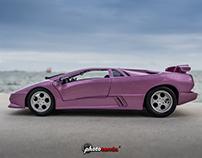 Toys For Boys : Lamborghini Diablo SE30 - Maisto