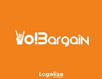 Yo!Bargain Logo & Stationary Design