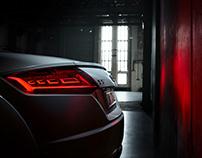 Audi TT 20 yrs + TTS