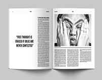 Magazine Layout | Typesetting