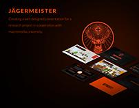 Jägermeister Research Project | WIP