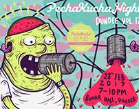Pecha Kucha Night Graphic