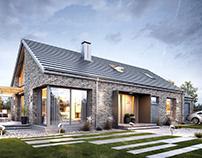 Projekt domu Wymarzony 9