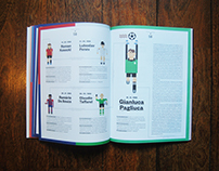PANENKA MAG / Special issue: 50 Football players