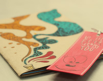 Hand Illustrated diary