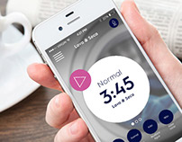 Electrolux App - Wash and Dry