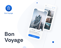 Travel App | Bon Voyage
