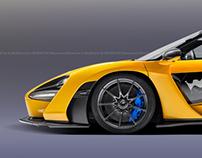 McLaren Senna LMP