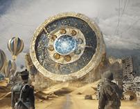 GRAINS OF TIME - Distopian VIsions