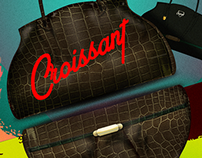 Croissant: A tribute to Moynat