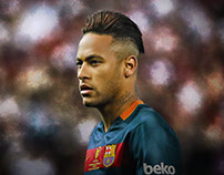 Edit & Retouch For:Neymar