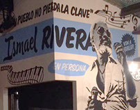"Mural Ismael Rivera ""El Sonero Mayor"""