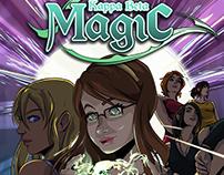 Kappa Beta Magic Cover Art