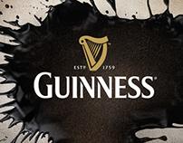 Guinness / Promo app