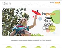 Valassis.com Landing Page Slideshow Content