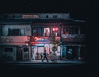 NEON JAPAN