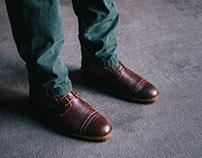 The Seeker Shoes reportaje