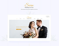 Swan. Wedding and Events agency