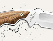 Sonich® Knifes design