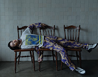 "印花2.0时代——""Nouveau Print"" Grazia China Oct"