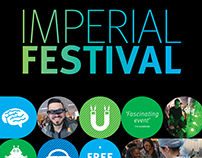 Imperial Festival Branding 2012–2016