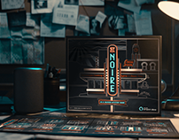 St.Noire—An AI-Hosted Cinematic Board Game