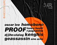 Samsara: Sesiones de Hip-Hop con PROOF