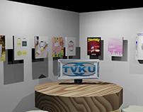 Stand Karya, Pemodelan 3D