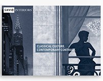 SAVIO INTERIORS COMPANY PROFILE - CONTRACT