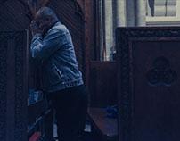 INTO THE CHURCH