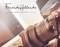 Logo Design - Fernando Hollanda Photography
