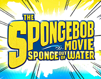 The Spongebob Movie Sponge out of water style guide