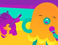 VT Dia das Crianças - Rio Center | Animação 2D