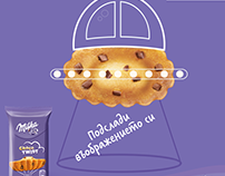 Milka Facebook page support