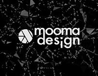 Mooma Design - Brand identity