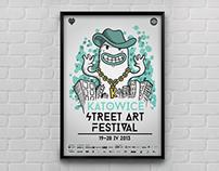 Street Art Festival | Posters