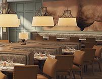 All day dining interior
