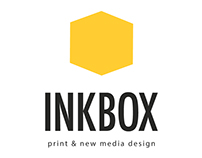INKBOX Graphics Brand Identity