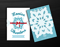 Frozen Birthday Party Branding