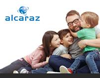 Diseño web Alcaraz Corp
